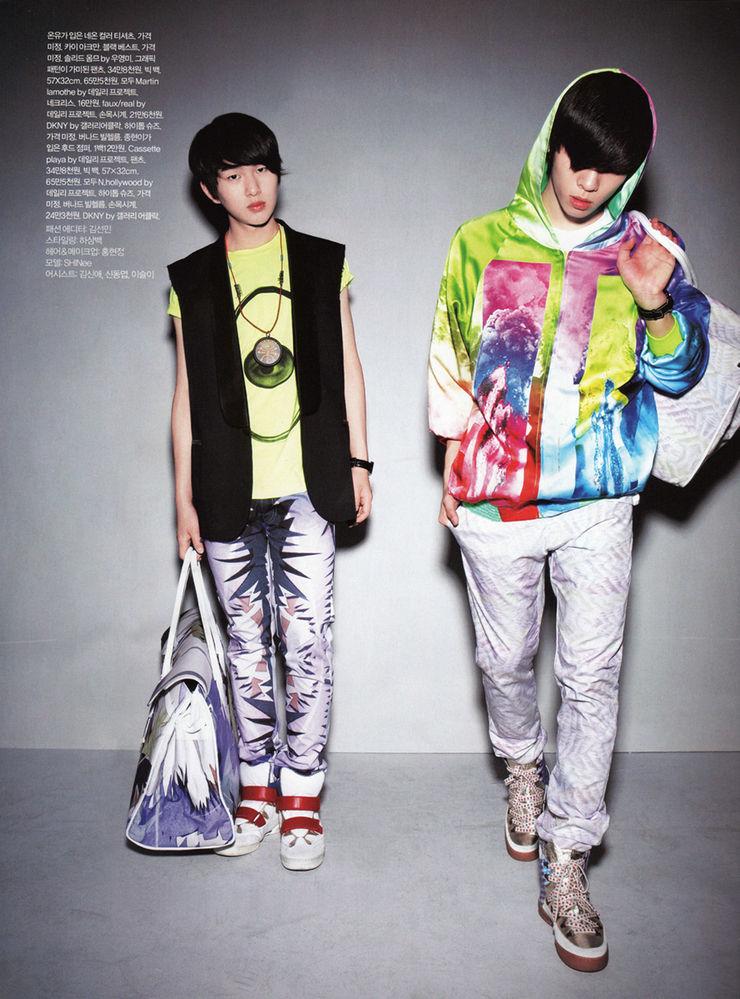 Style Book Fashion Inspiration Korean Men Look